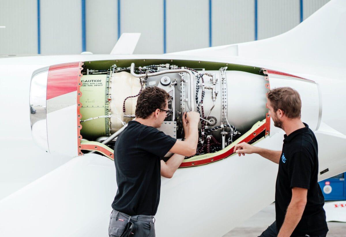 MRO für Business AviationVorschau